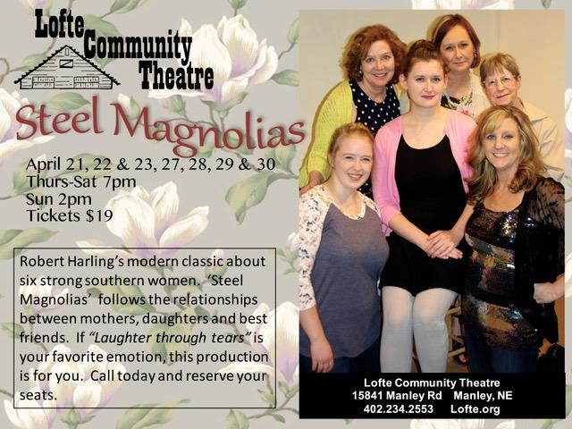 Steel Magnolias FB