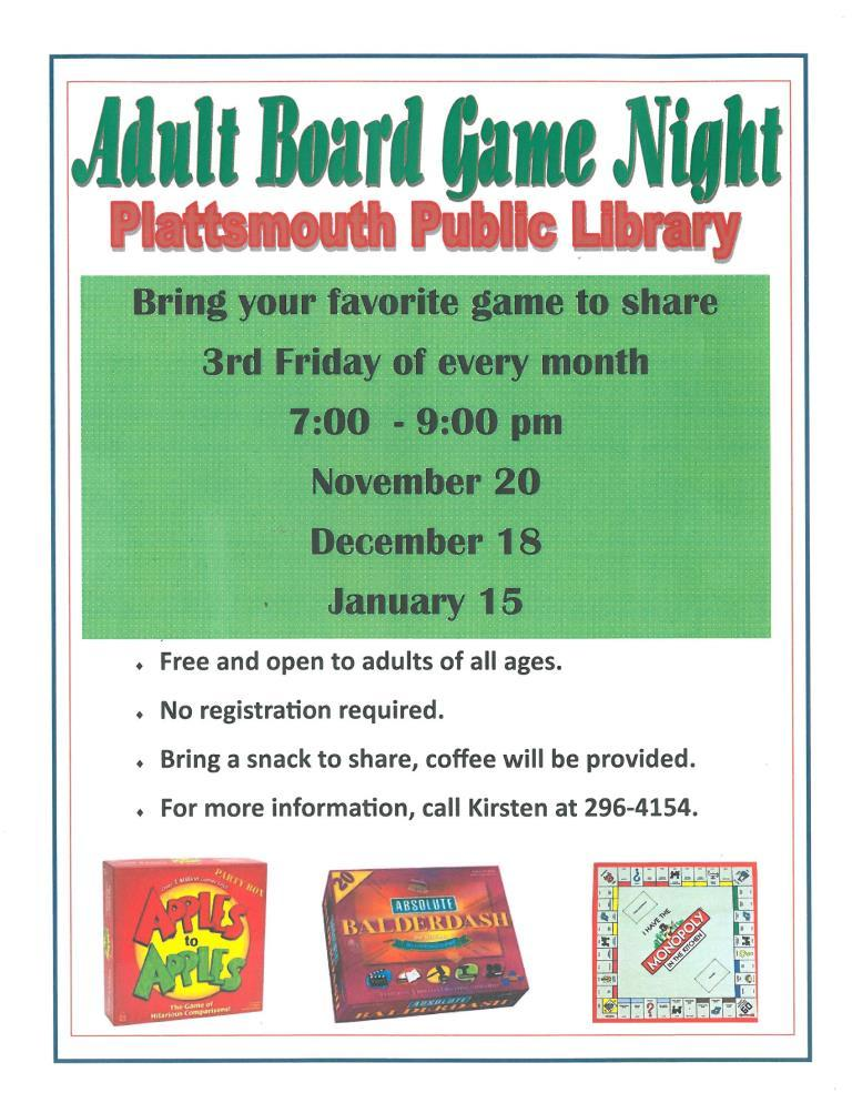 game night201512