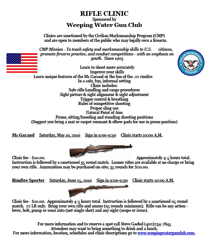 rifle clinic