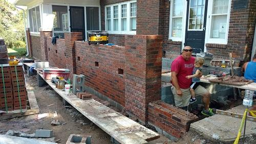 BS brickwork