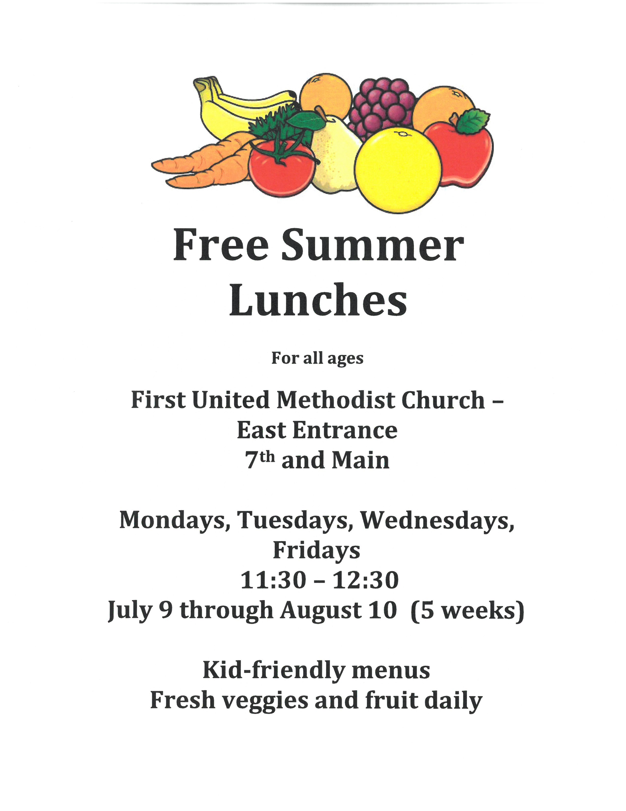 FreeSummerLunches