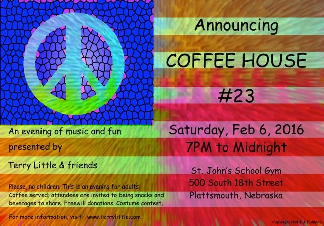 Coffee House 2016