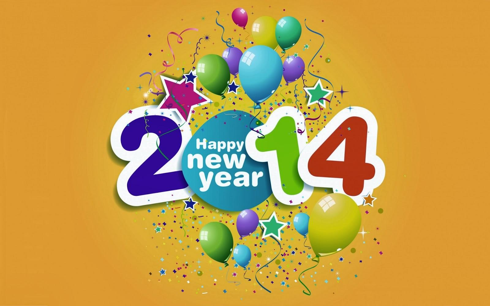 happy new year 2014-1920x1200