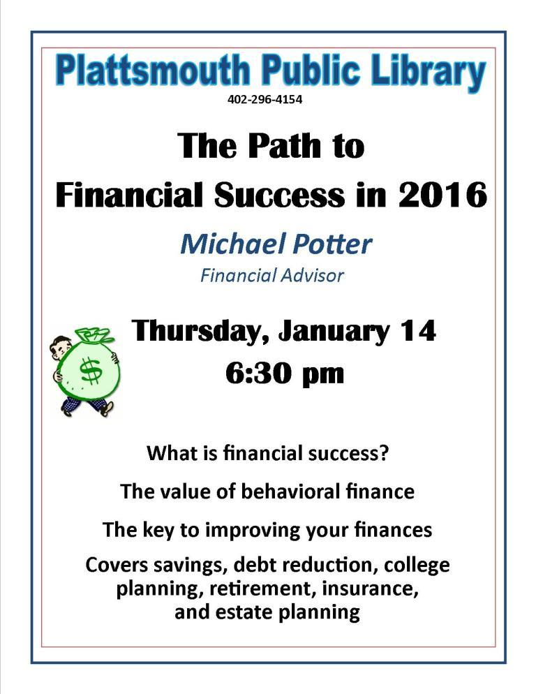 Financial Success2016