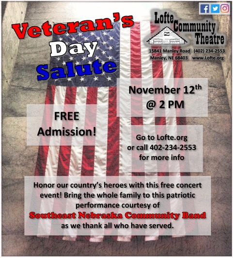 Veterans Day Lofte