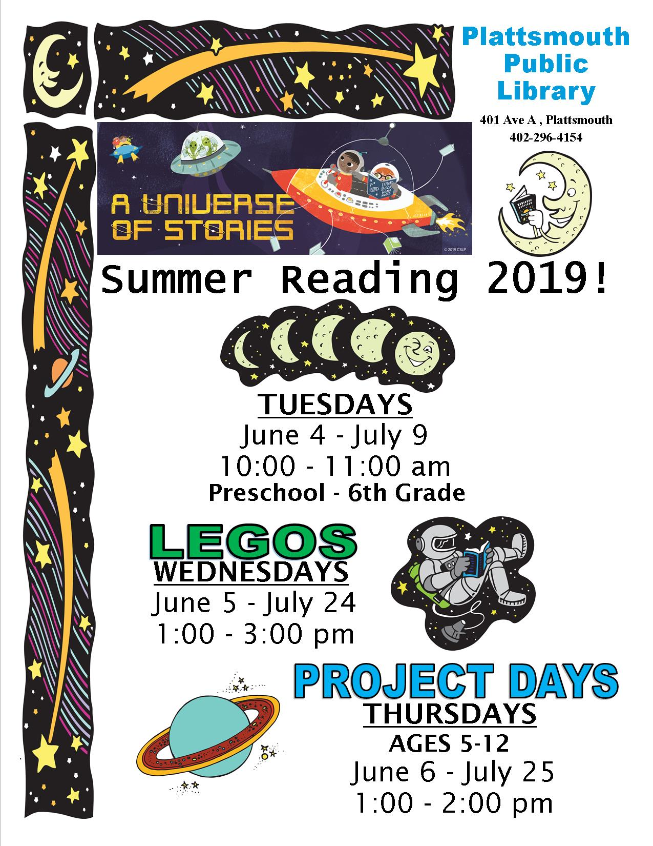 SRP Poster Daily 2019