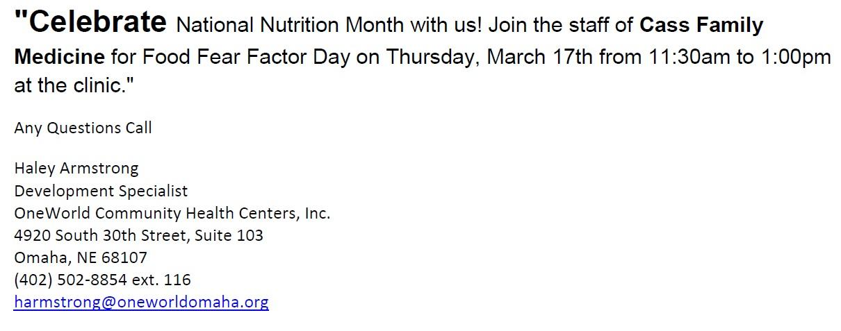 national_nutrition_month